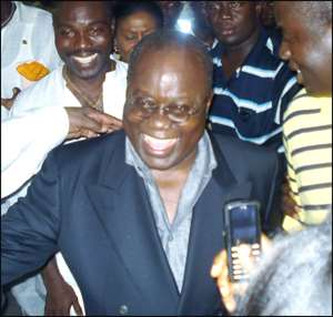 Nana Addo Bounces Back
