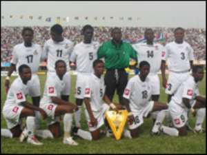 Africa miss Gha-Nig youth teams