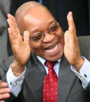 Jacob Zuma case 'is under review'