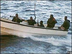 Pirates 'Seize Ship Off Somalia'