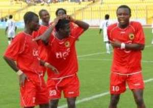 Kotoko turn on style at Kpando