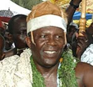 Ga Mantse disagrees with Ga youth