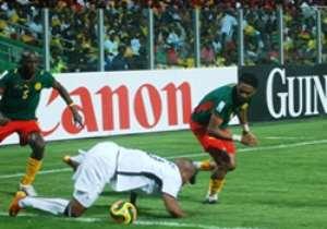 Agogo confident of Ghana win