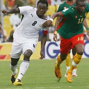 Essien fuelled by World Cup dream