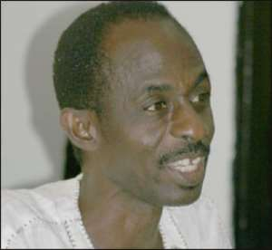 NDC scribe takes over NADMO