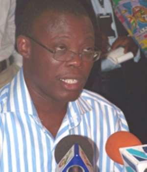Fiifi Kwetey gets Parliamentary nod after secret ballot