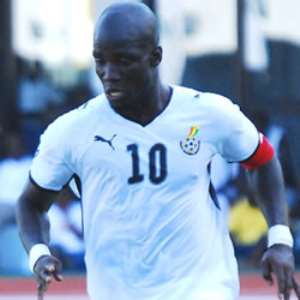 Appiah happy to 'do a job'