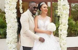 Hurray!! Actor, Jim Iyke 'Marries' Nigerian Lady (photo)