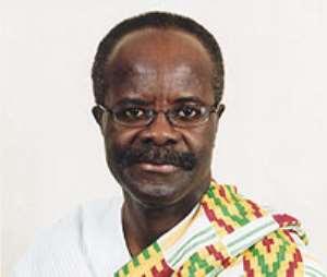Dr. Nduom lambasts African leaders