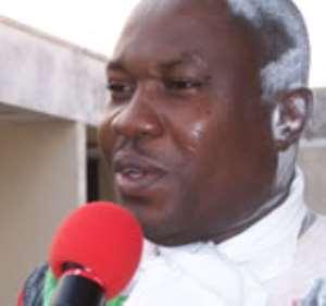 The Eastern Regional Minister, Mr Samuel Ofosu-Ampofo