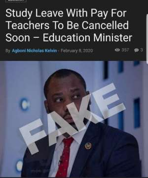 Fake News Uncovered: Study Leave With Salary For Teachers Won't Be Cancelled!