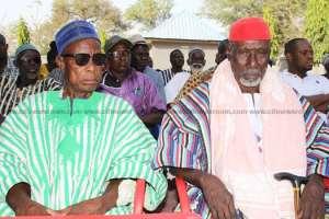 Sumbrumgu, Sherigu Chiefs Cool Heads Over Location Of Airport