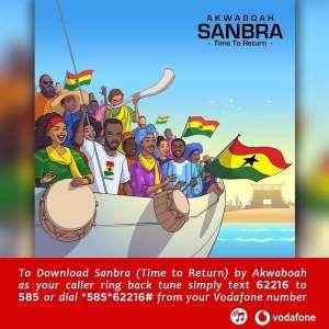 WATCH: Akwaboah Drops Video For 'Sanbra' Hit