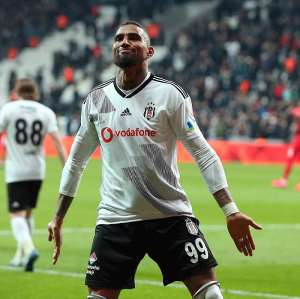'It Couldn't Have Been A Better Debut!' - KP Boateng On His Debut Goal For Besiktas