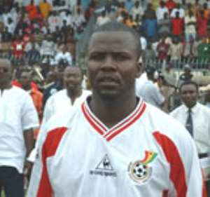 Sammy Kuffour to join Kotoko