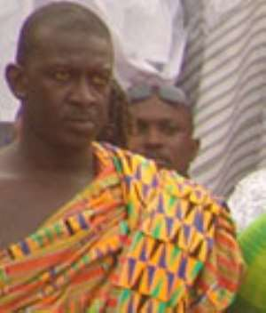 Chief Kufuor - Sole Owner of 'Hotel Kufuor'