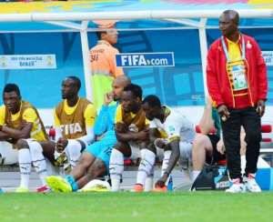 Black Stars Could've Beaten Portugal At 2014 World Cup If ...- Kwsi Appiah