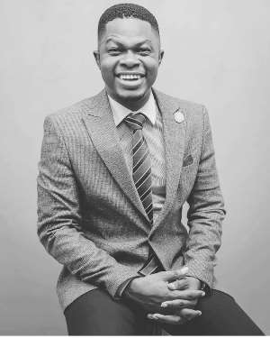 GEM Appoints Entrepreneur Coach Justice Offei As Country Director