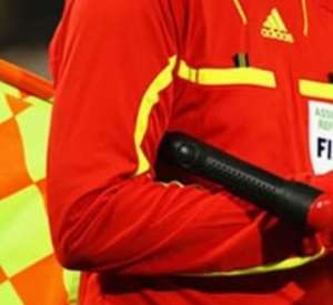 Referees Committee Clears Emmanuel Tampuri Of Accusations From Liberty