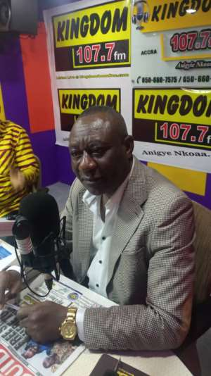 Voters Register: NDC Should Go To Court If...