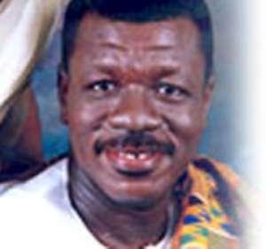 ICGC: Robber not church elder