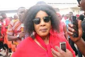 We Will Stop EC From Compiling New Voter's Register---Anita Threatens