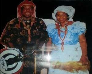Chief Sir Benson & Chief Lady Janet