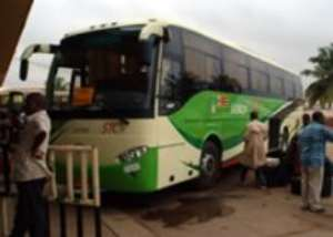 STC staff console families of accident victims