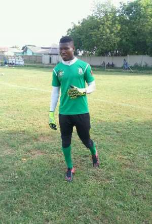 Dzado Melike Keen To Help Vision Fc Qualify For Ghana Premier League