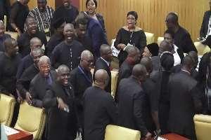 SONA 2020: Mahama Instigated The Boycott — Yaw Buaben Asamoa