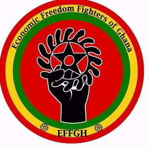 EFF-GH calls on Ghanaians to rise against corrupt systems for a greater prospect.