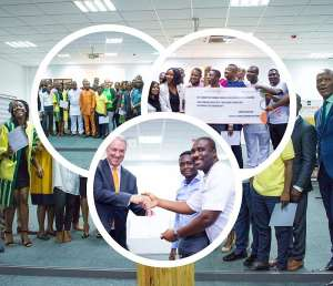 Dutch Government Supports 15 Ghanaian Entrepreneurs With EUR50,000
