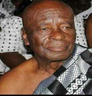 Akwasi Agyeman Makes Final Journey Home