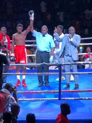 Pro Boxers Thrill At Week 1 Of Bukom Fist of Fury Fight Night Second Edition