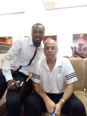 Al Tahaddy Chief Khalid Kwafi Tips Aduana Stars For Champions League Glory