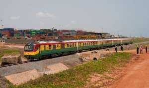 Passenger Service On Takoradi-Tarkwa Line To Be Suspended In March