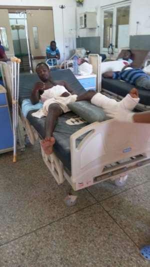 Panic Grips Gbetsile Residents As Land Guards Unleash Terror
