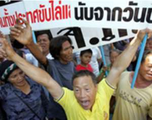 Court nullifies Thailand's April poll