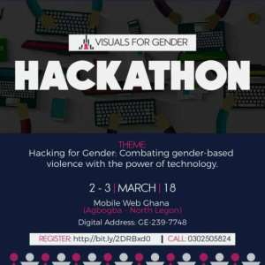 Visuals For Gender Holds Hackathon And Stakeholders Engagement Forum