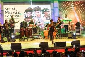MTN Music Festival Parades Daddy Lumba, Ofori Amponsah Among Others