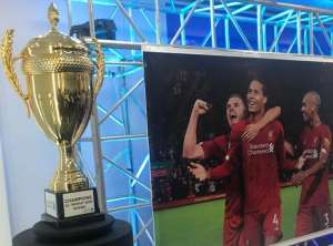Standard Chartered Holds Draw For 2020 Trophy Tourney