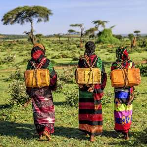 Most young, married girls in Ethiopia don't have the family planning information they need.  - Source: GettyImages