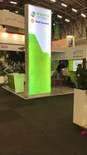 Vivo Energy At The African Mining Indaba 2020