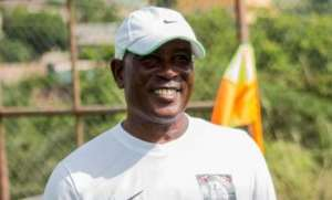 Dreams FC Coach Accuses Referees Of Cheating Them Because GFA Boss Kurt Okraku