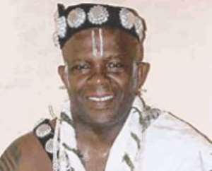 Installation Of New Ga Mantse, Crisis Looms.