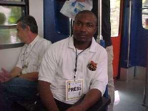 Black Satelites arrive in Abidjan,ready to rumble!