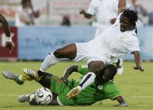 GFA Appeals against Laryea Ban
