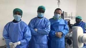 The Embittered Ghanaian Doctors