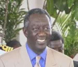 Kufuor launches Obuasi malaria control programme