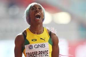 Shelly Fraser-Pryce Sets Sights On Gold At Tokyo Olympics